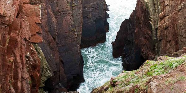 Rocky-coastline